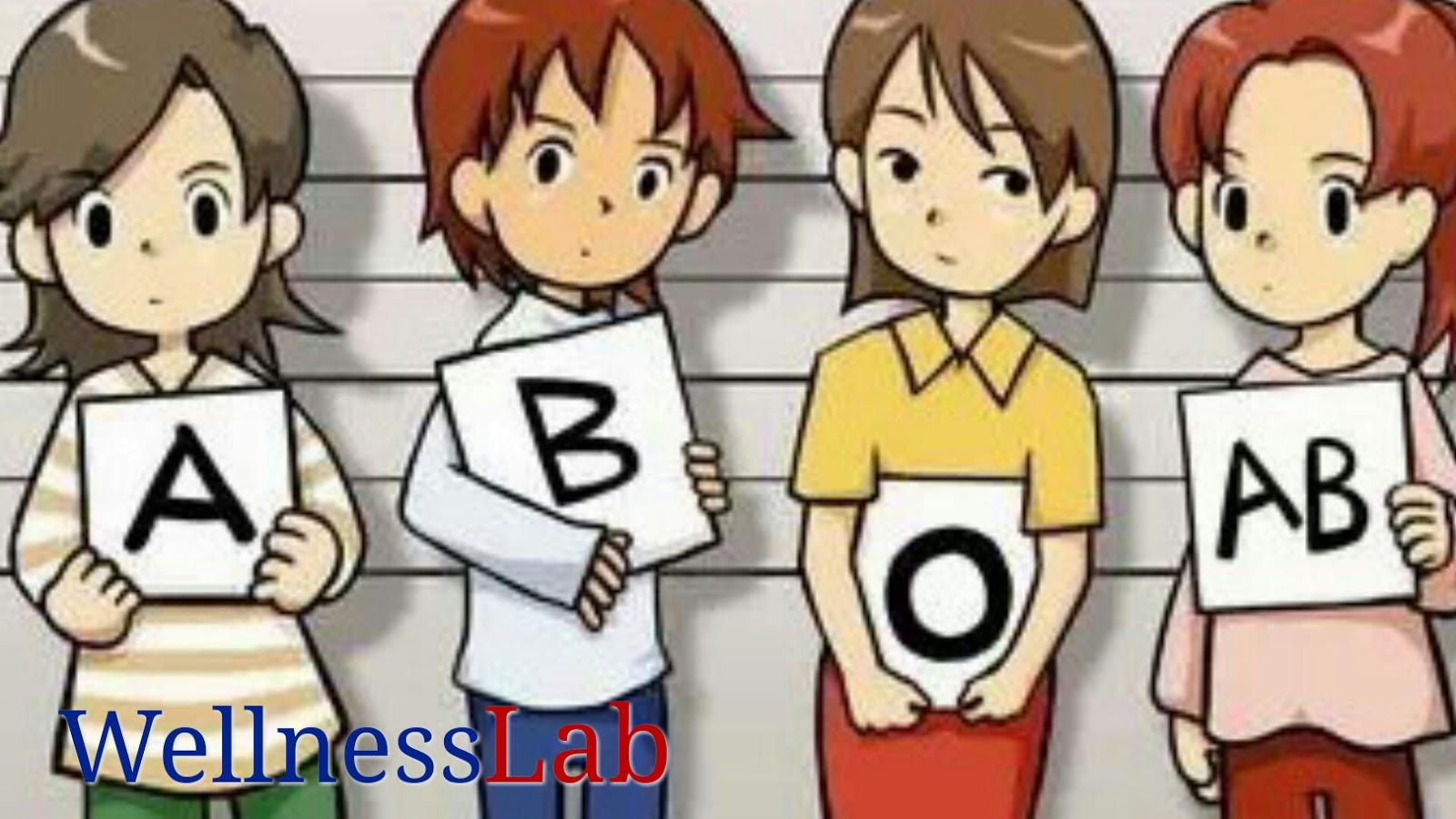 Dating door bloedgroep in Japan