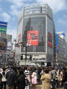 oversteken in Japan