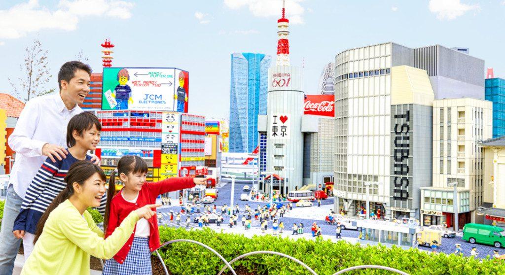 Japan in lego